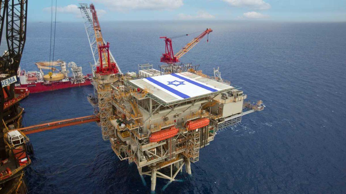 Descubridor del campo de gas de Tamar: La seguridad de Israel exige una reserva de gas para 40 años