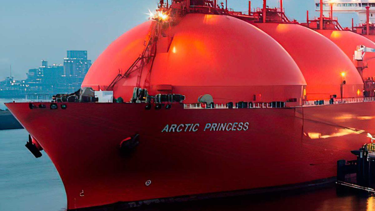 Asia está ganando la guerra de ofertas por el suministro de gas natural