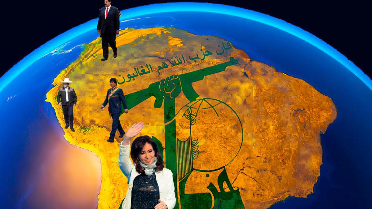 Cocaína, corrupción y miseria: El rastro de Hezbolá en los gobiernos comunistas de Latinoamérica