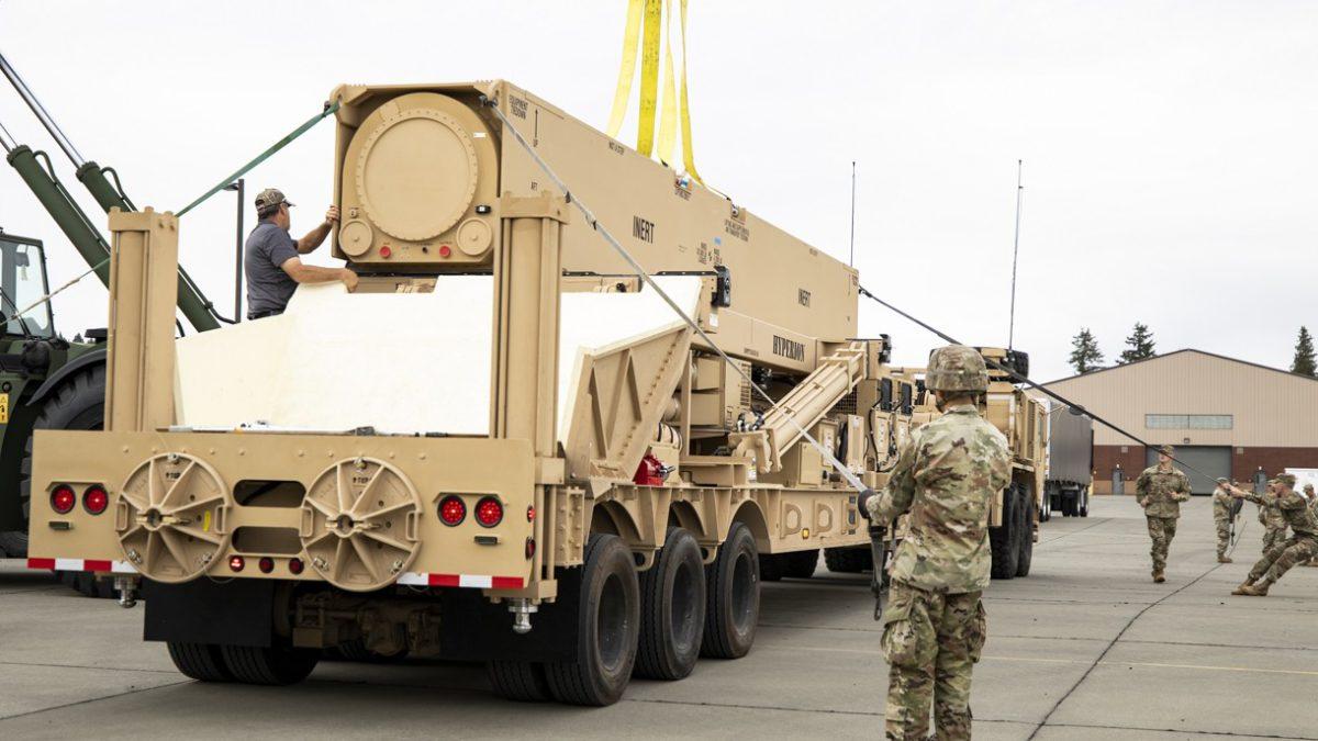 Lockheed Martin entrega el primer prototipo de equipo hipersónico