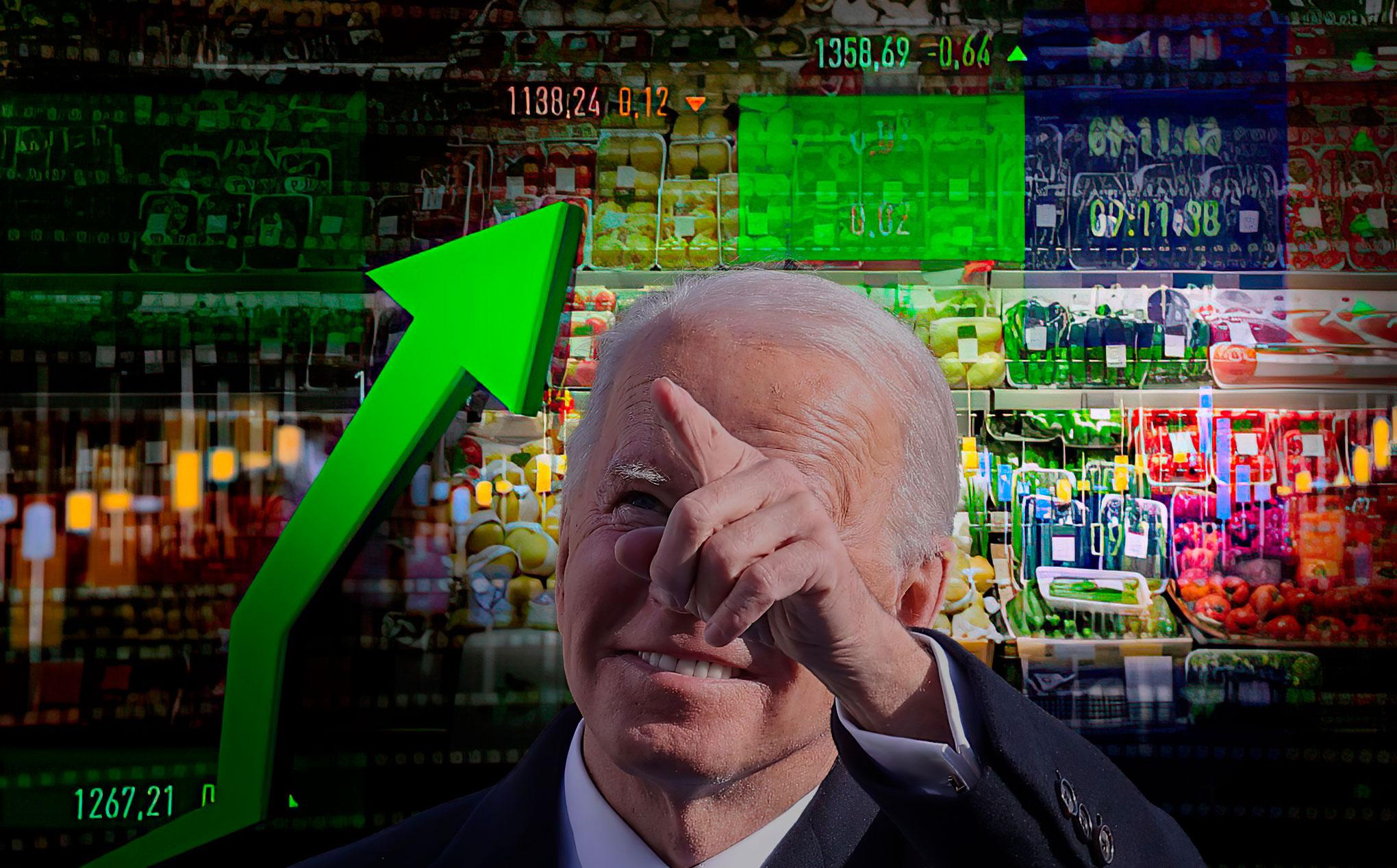 La política socialista de Biden está enfrentada con el sentido común