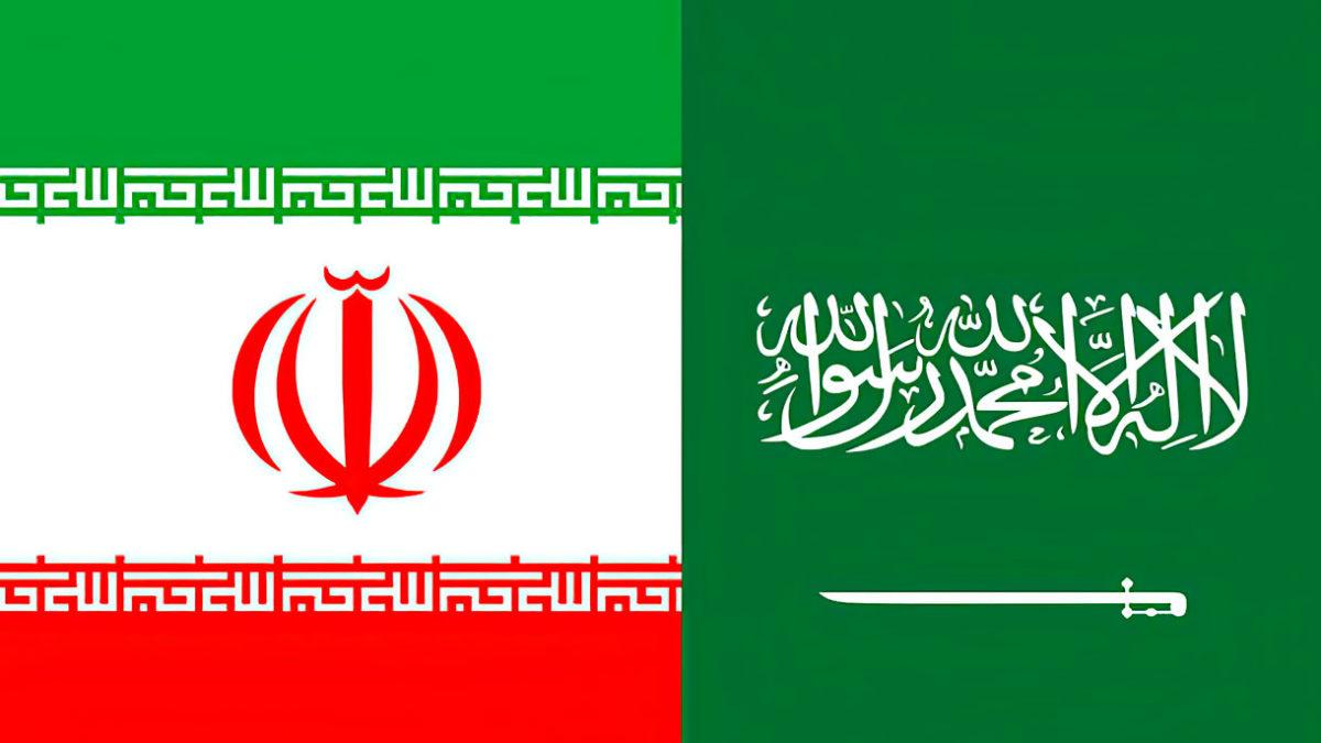 Irán dice que la distensión con Arabia Saudí va por buen camino