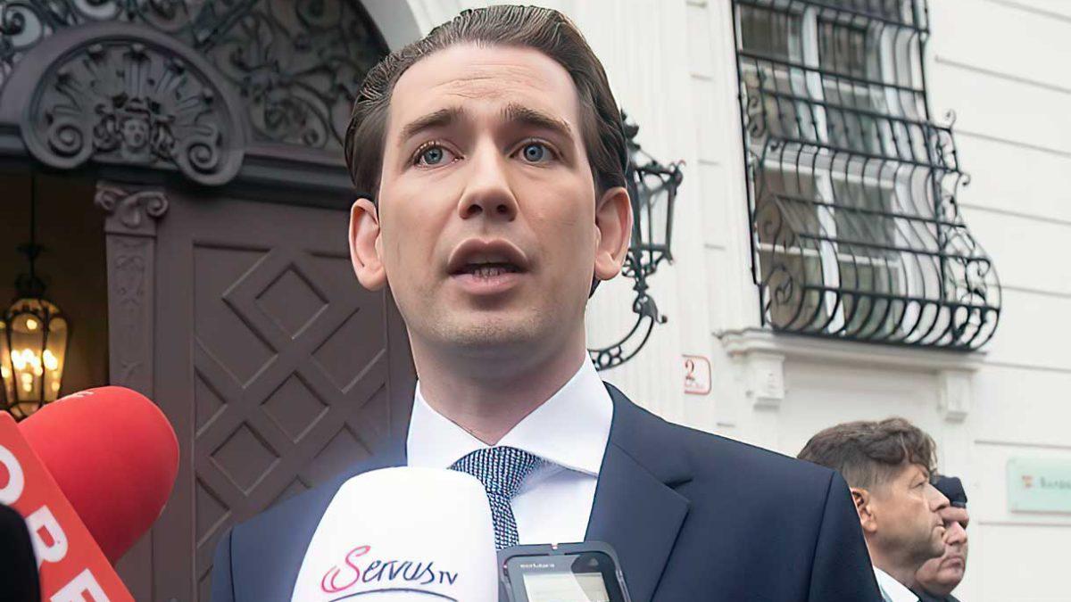 Líder austriaco cancela visita a Israel en medio de acusaciones de corrupción