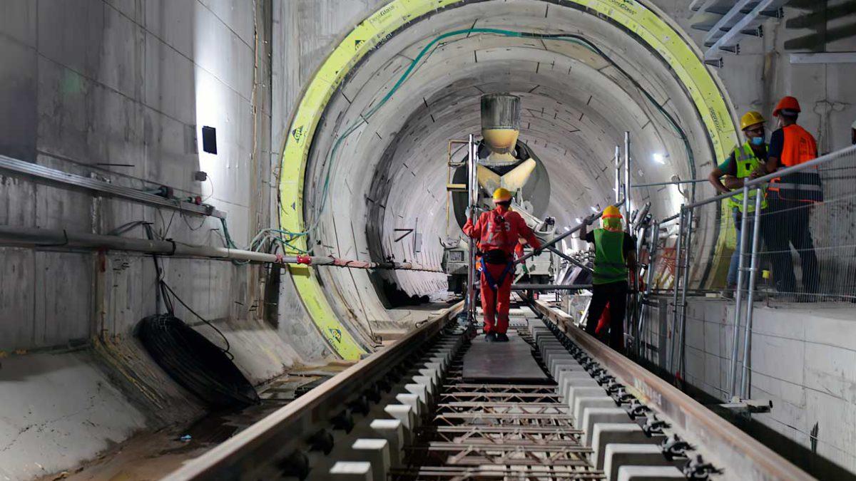La Knesset decide que los propietarios locales ayuden a financiar el Metro