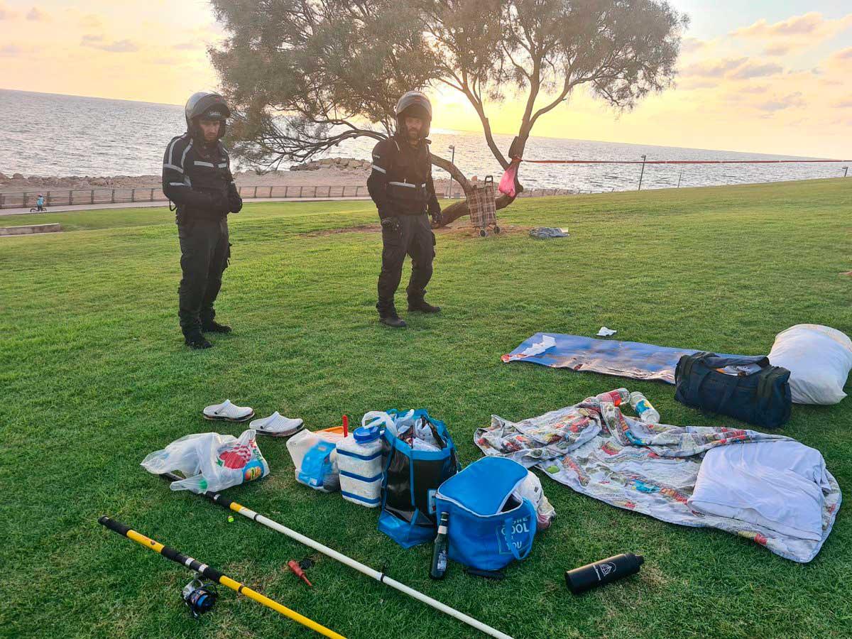 Árabe es acusado de terrorismo por intento de asesinato en Jaffa