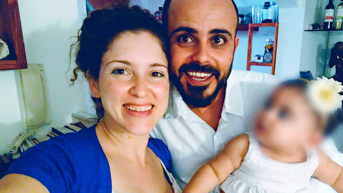 Eliran Malul condenado por el asesinato de su esposa Michal Sela
