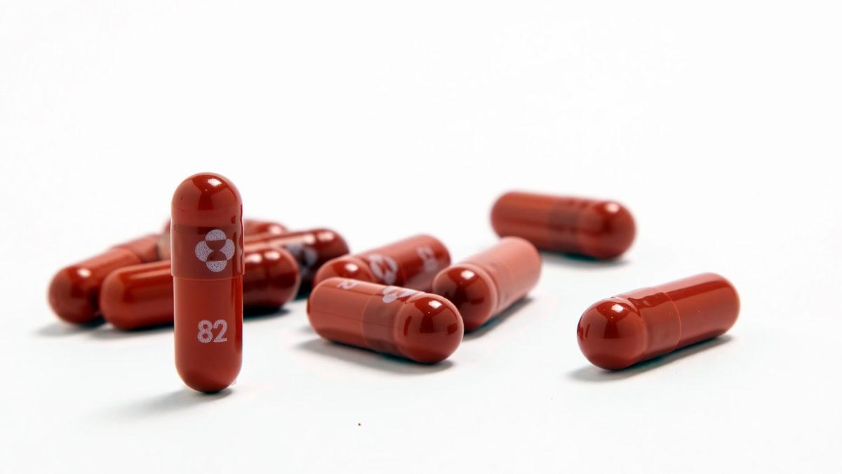Píldora antiviral experimental reduce a la mitad la cifra de muertes y hospitalización por COVID-19