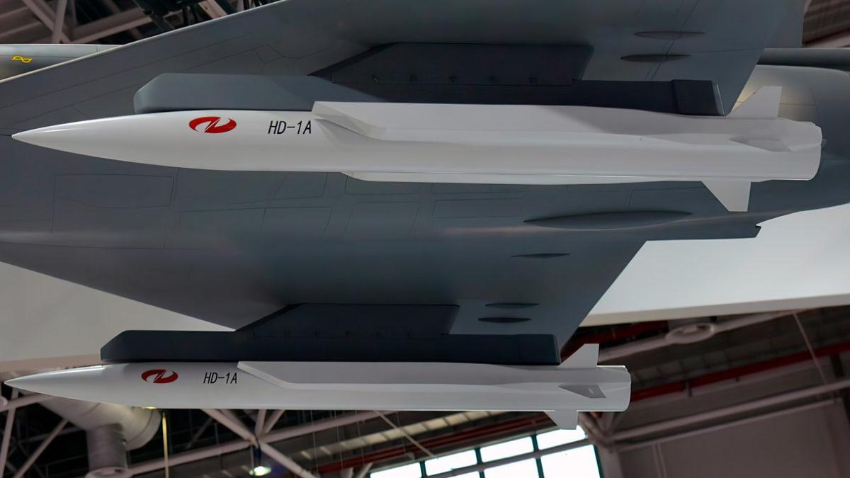 Fabricante de misiles chino clona misil de crucero supersónico ucraniano