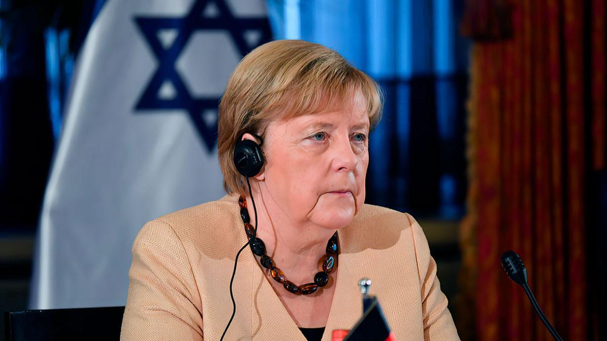 Merkel: Las conversaciones con Irán deben reanudarse urgentemente