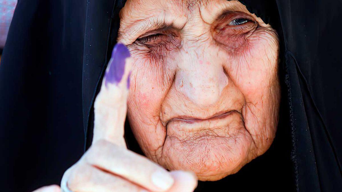 La votación parlamentaria en Irak se ve empañada por el boicot y la apatía de los votantes