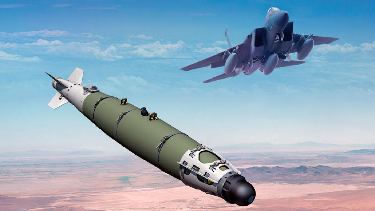 Armada de EE.UU. adjudica un contrato a Boeing para más municiones JDAM