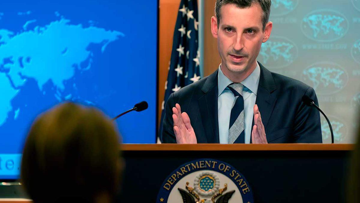 """Estados Unidos dice estar contra la """"actividad unilateral"""" de asentamientos israelíes"""