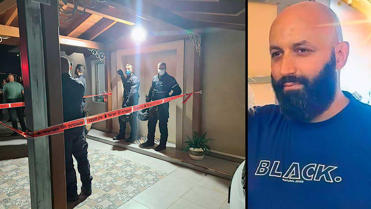 Un árabe muerto a tiros en Isfiya: 96ª víctima de la violencia árabe