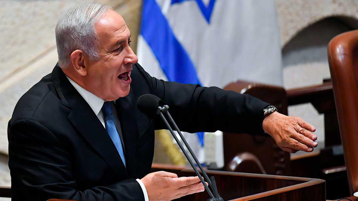 """Netanyahu critica el acuerdo de Bennett para duplicar el agua a Jordania """"a cambio de nada"""""""