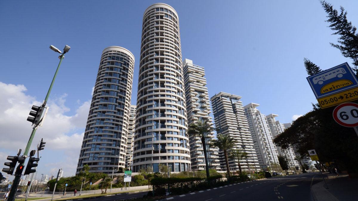 Los inversores prefieren comprar apartamentos en las ciudades más grandes de Israel