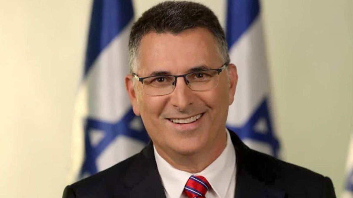 Gideon Sa'ar promueve la limitación del mandato del Primer Ministro