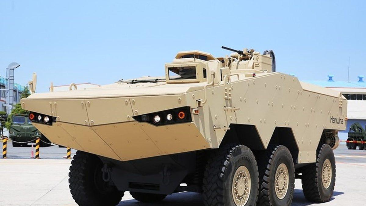 Hanwha Defense presentará en la AUSA sistemas terrestres de nueva generación