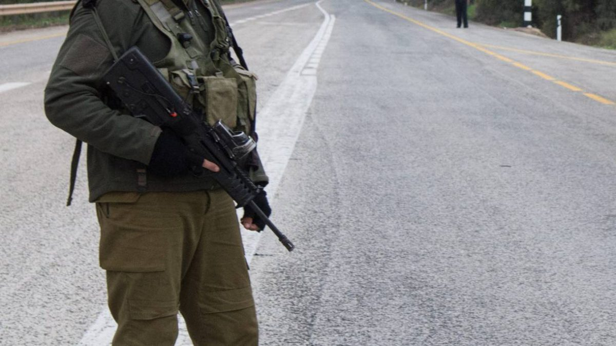 Soldados atacados en Mitzpeh Ramon en el sur de Israel