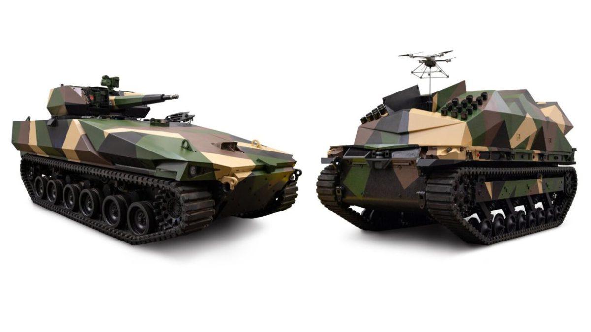 General Dynamics presentará en la AUSA una nueva clase de vehículos de combate robotizados